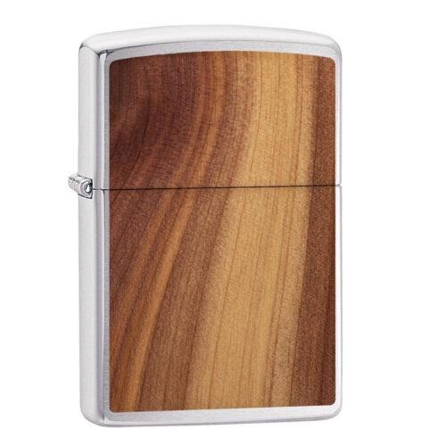 Woodchuck Cedar Zippo Lighter